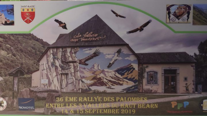 Rallye des Palombes septembre 2019
