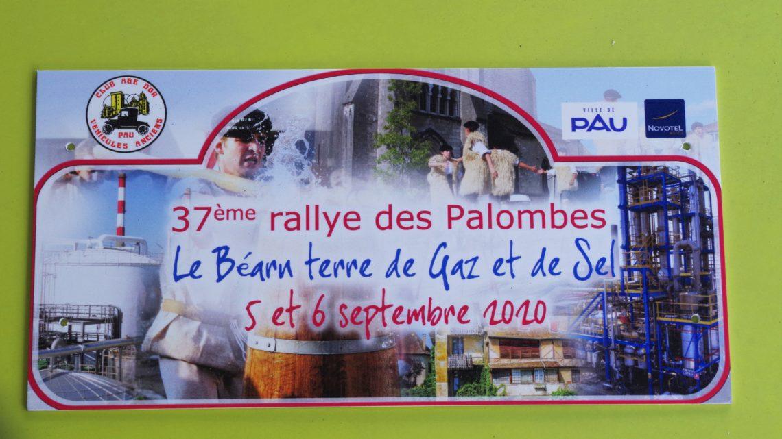 Rallye des palombes 2020